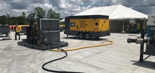 Atlas Copco launches high-pressure booster range