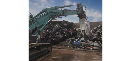 Kinshofer releases DXS hydraulic mobile excavator shears