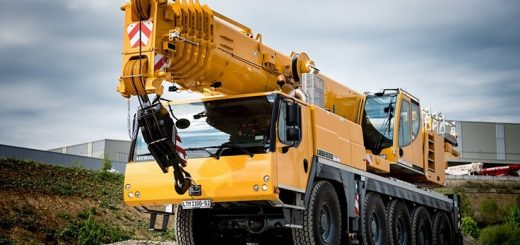 Ideal Crane Rental expands fleet with Liebherr