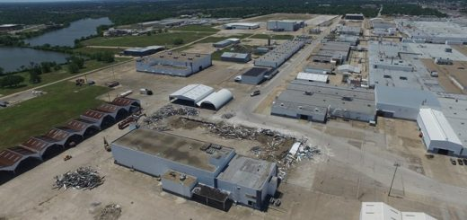 1 Priority Environmental Services spearheads abatement effort at former Vought Aircraft plant