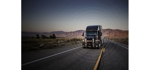 Mack Trucks builds 100,000 trucks with GuardDog Connect