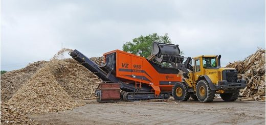 Manufacturers showcase C&DR equipment at RecyclingAKTIV