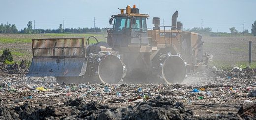 City of Sioux Falls increases airspace utilization for regional landfill
