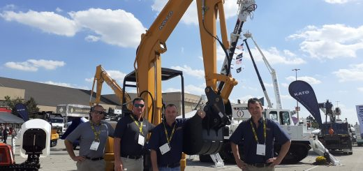 Harford Hitches at Record-Breaking ICUEE Demo Expo in Kentucky, US