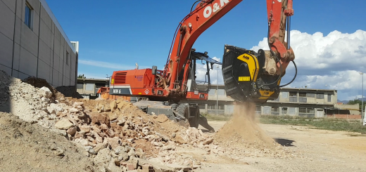 DEMOLITION OF A BUILDING: IS IT JUST A PILE OF RUBBLE AND WASTE?