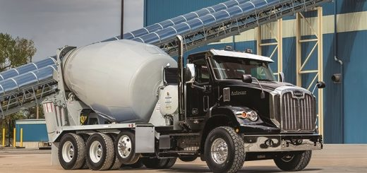Autocar releases two DC models for concrete and construction uses