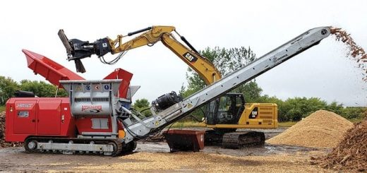 Rotochopper announces partnership with Lindner