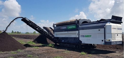 ConExpo 2020: Terex Ecotec displays 620T trommel screen